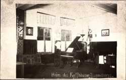 Foto Ak Kelbra, Heim des Kyffhäuser Jugendcorps, Innenansicht, Flügel