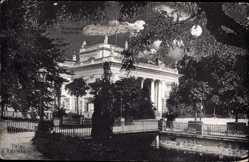 Postcard Warszawa Warschau Polen, Palac w Lazienkach, Lazienki