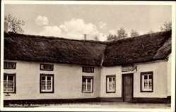 Postcard Wehrbüsch Dahnen Rheinland Pfalz, Gasthaus zur Waldesruh, Kyll Rausch