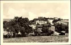 Postcard Lohme auf der Insel Rügen, Teilansicht, Haus Venz