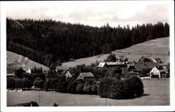Postcard Schönwald im Schwarzwald Baden Württemberg, Totalansicht