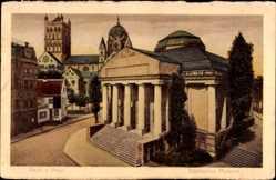 Postcard Neuss in Nordrhein Westfalen, Blick auf das Städtische Museum