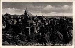 Postcard Ronneburg im Kreis Greiz Thüringen, Blick vom Schlossturm
