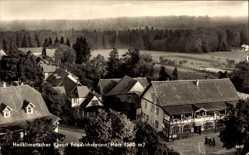 Postcard Friedrichsbrunn Thale im Harz, Totalansicht, Heilklimatischer Kurort
