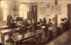 Ak Bury Péruwelz Wallonien Hennegau, Monastère du Bon Pasteur, 1re Classe