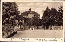 Postcard Kempenich Rheinland Pfalz, Blick zur Marienburg