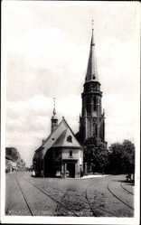 Postcard Kalk Köln Nordrhein Westfalen, Gnadenkapelle und Marienkirche