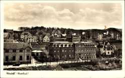 Postcard Werdohl im Märkischen Sauerlandkreis, Blick auf den Ort, Häuser