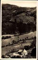 Postcard Freiburg im Breisgau Baden Württemberg, Schwebebahn am Schainsland