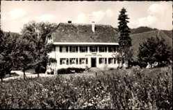 Postcard Schönberg Gengenbach an der Kinzig Ortenaukreis, Gasthaus zum Pflug