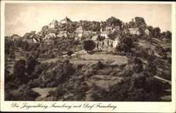 Postcard Freusburg Kirchen Sieg im Landkreis Altenkirchen Rheinland Pfalz, Jugendburg