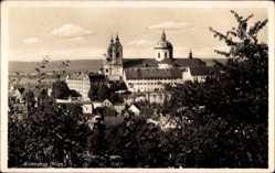 Postcard Weingarten in Württemberg, Blick auf den Ort, Kirche, Häuser