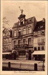 Postcard Göttingen in Niedersachsen, Restaurant Zum Franziskaner