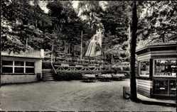 Postcard Ibbenbüren im Tecklenburger Land, Sommerrodelbahn