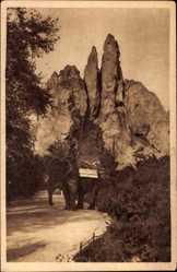 Postcard Hamburg Eimsbüttel Stellingen, Carl Hagenbecks Tierpark, Elefant