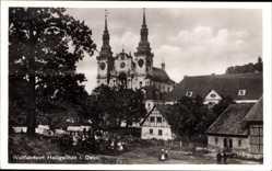Ak Święta Lipka Heiligelinde Ostpreußen, Blick auf die Wallfahrtskirche