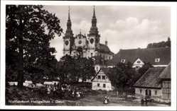 Ak Święta Lipka Heiligelinde Ostpreußen, Wallfahrtsort, Wallfahrtskirche