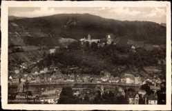 Postcard Altena im Märkischen Kreis, Gesamtansicht vom Kiküm gesehen