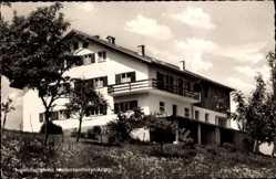 Postcard Niedersonthofen Waltenhofen im schwäbischen Kreis Oberallgäu, Jugendberghaus