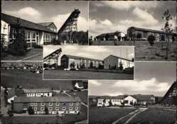 Postcard Meinerzhagen im Märkischen Kreis, Haus Lyck, Schullandheim