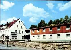 Postcard Hagen in Westfalen Ruhrgebiet, Hotel Schmidt, E. Schmidt, Selbecker Str. 220