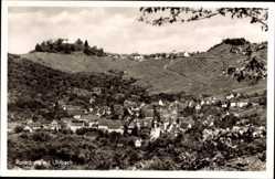 Postcard Uhlbach Stuttgart in Baden Württemberg, Blick auf den Ort