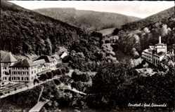 Postcard Ernsttal Mudau bad. Odenwald, Gasthof Zum Prinzen Ernst, Frhr. v. Keyserlingk