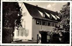 Postcard Friedrichshafen am Bodensee, Gustav Werner Stift, Schmidstraße 47