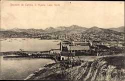 Postcard San Vicente de Cabo Verde Kap Verde, Deposito de Carvao