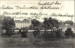 Postcard Zwettl Niederösterreich Niederösterreich, Blick auf Schloss Rosenau