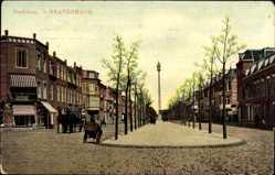 Postcard 's Gravenhage Den Haag Südholland, Beeklaan, Straßenpartie, Kutsche