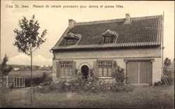 Ak Maredret Wallonien Namur Belgien, Clos St. Jean, Maison de tretraite
