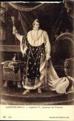 Künstler Ak Lefevre, Robert, Napoleon Ier, Empereur des Francais