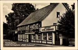 Postcard Ilsenburg Harz, FDGB Vertragsheim Hotel Lindenhof