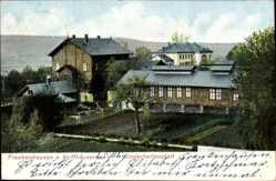 Postcard Bad Frankenhausen im Kyffhäuserkreis, Blick auf Kinderheilanstalt