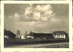 Postcard Magdeburg in Sachsen Anhalt, Rasthof Magdeburger Börde
