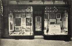 Postcard Blankenburg am Harz, Ausstellung gegen d. Missbrauch geistiger Getränke