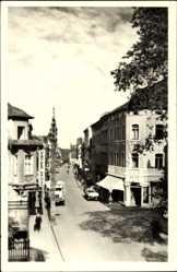 Postcard Glauchau an der Zwickauer Mulde in Sachsen, Dr. Friedrich Straße,HO,Vaterland