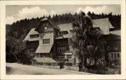 Ak Wernigerode am Harz, FDGB Heim Thomas Münzer
