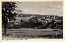 Ak Tanne Oberharz am Brocken, Gesamtansicht des Ortes