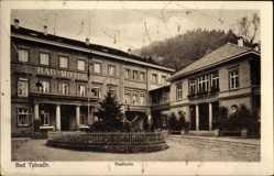 Postcard Bad Teinach Zavelstein im Nordschwarzwald, Das Bad Hotel