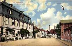 Ak Bad Sassendorf im Kreis Soest, Brauerei und Gasthof Lohöfer, Fritz Flake