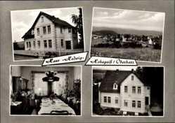 Postcard Hohegeiß Braunlage im Oberharz, Haus Hedwig, Hindenburgstraße 12