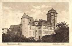 Postcard Oberlahnstein Lahnstein im Rhein Lahn Kreis, Kurfürstliches Schloss