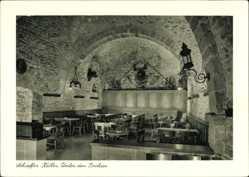 Postcard Trier in Rheinland Pfalz, Schieffer Keller, Unter den Jochen, Gewölbe
