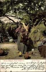 Ak Gran Chaco Argentinien, Joven Toba, Argentinische Ureinwohner