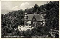 Postcard Bad Frankenhausen im Kyffhäuserkreis, Hoheneck Erholungsheim