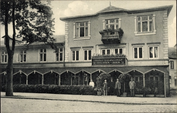 Hotel Pension Ahrensburg