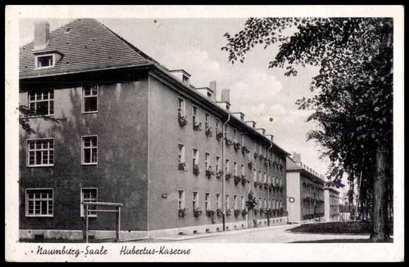 Ansichtskarte / Postkarte Naumburg Saale, Blick auf die