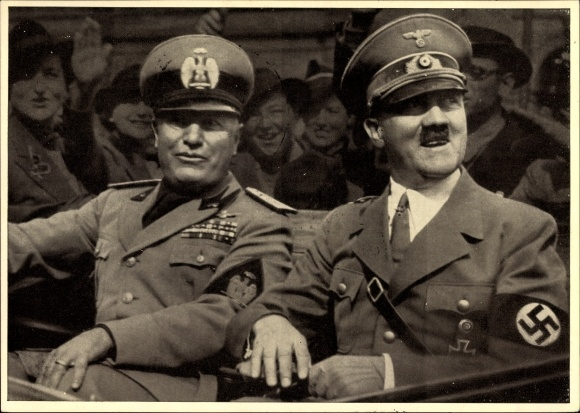 a biography of benito mussolini an italian nazi leader Benito mussolini, known as a great leader and former prime minister to the the italian nation relied too heavily on the nazi benito mussolini biography.